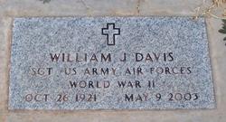 William John Dub Davis