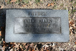 Tally Allen