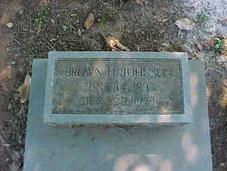 Brown H. Johnson