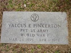 Valcus E. Pinkerton