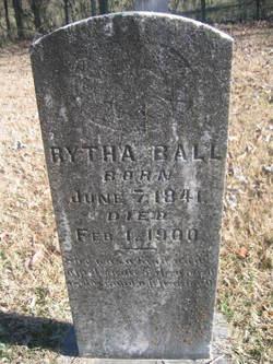 Rytha <i>Cook</i> Ball