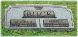 Agatha S. Buck
