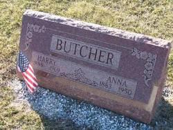 Anna E. <i>Meier</i> Butcher