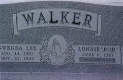 Gwenda Lee Gwen <i>Wallace</i> Walker