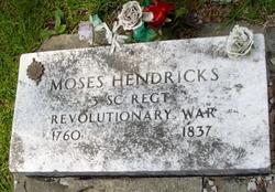 Moses Corn Hendricks