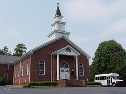 Oolenoy Baptist Church Cemetery