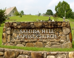 Saluda Hill Baptist Church Cemetery