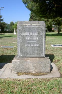 John Bangle