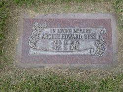 Archie Edward Bess