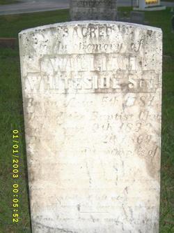 William Franklin Whiteside