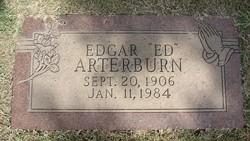 Edgar Ed Arterburn
