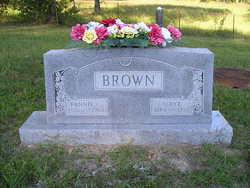 Fannie <i>Crow</i> Brown