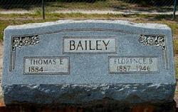 Thomas Emmitt Bailey