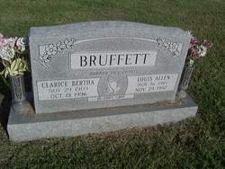 Clarice Bertha <i>Hooker</i> Bruffett