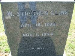 William Strother Kline