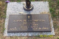 John Henry Thompson