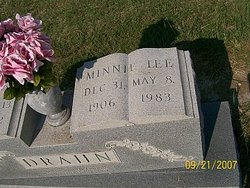 Minnie Lee <i>Higginbotham</i> Drahn