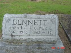 Oliver James Bennett