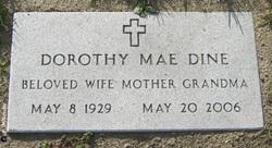 Dorothy Mae Dine