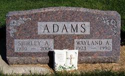 Shirley Ann <i>Rohne</i> Adams