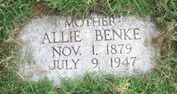 Allie Benke
