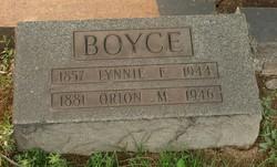 Lynnie <i>Famp</i> Boyce