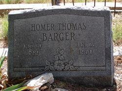 Homer Thomas Barger