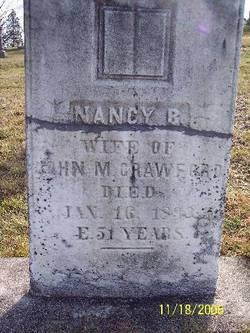 Nancy B <i>Peaslee</i> Crawford