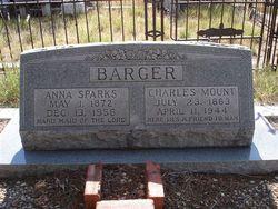 Mary Anna Hephzibah <i>Sparks</i> Barger