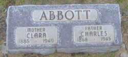 Clara Bell <i>Poole</i> Abbott