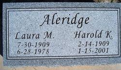 Harold K. Aleridge