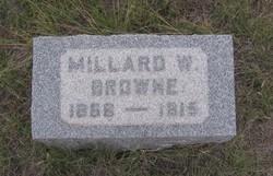 Millard Warren Browne