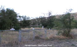 Eight Mile Cemetery