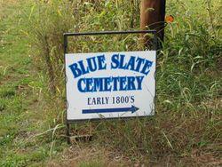 Blue Slate Cemetery