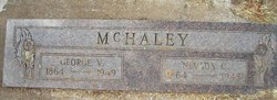 George Volney McHaley