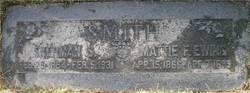 Mattie Fredonia <i>Ewing</i> Smith