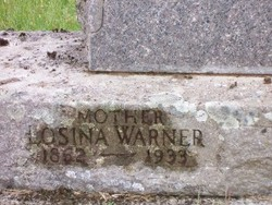 Losina <i>Warner</i> Adair