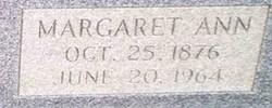 Margaret Ann <i>Gillis</i> Butler