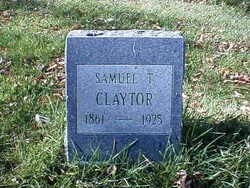 Samuel Thomas Tom Claytor