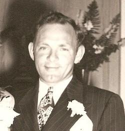 Walter Ernest WALLY Maron