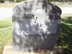 Nancy <i>Watson</i> Burkett