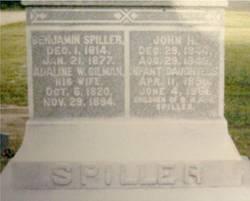 John H Spiller