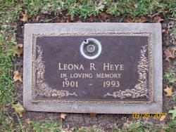 Leona Eglenna <i>Redus</i> Heye