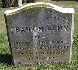 Corp Frank M. Almy