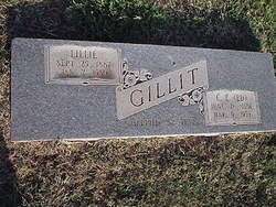 Charles Edward Gillit