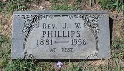 Rev John Whitfield Phillips