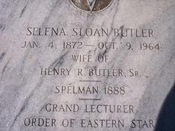 Selena <i>Sloan</i> Butler