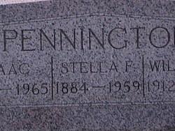 Stella Frances <i>Brizendine</i> Pennington