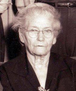 Lottie Ethel <i>Sparks</i> Gibbons