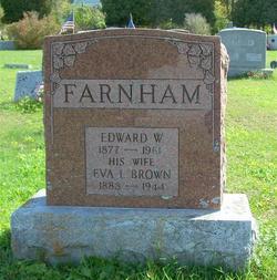 Earl D Farnham, Sr